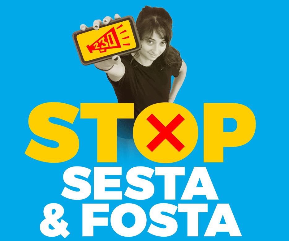 Stop SESTA hero image
