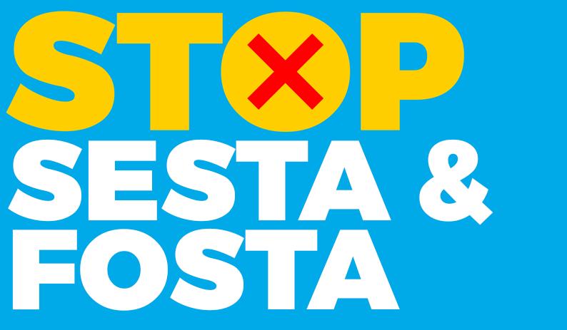 Stop SESTA
